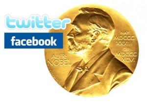 NobelPrize FB-TW