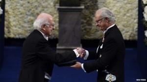 Premio Nobel prof.Higgs
