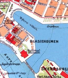 Penisola di Blasieholme