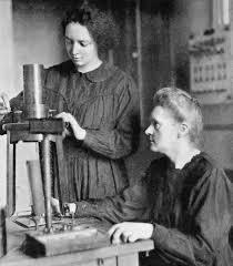 Irène e Marie Curie