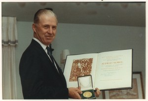 Norman Borlaug  (Photo Credit: Monsanto Photos via Compfight cc)