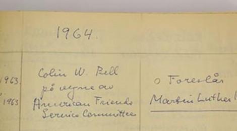 Nobel 1964: svelata la lista top secret