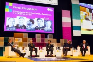 Un momento della conferenza del primo marzo. Credits: Nobel Media