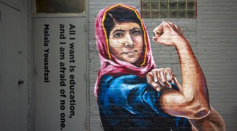 Malala non si arrende: #bringbackourgirls