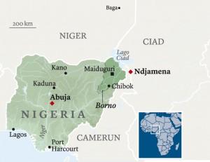 Il Borno è lo stato nigeriano più colpito da Boko Haram Credits: Internazionale.it