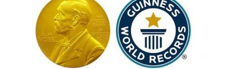Premi Nobel da Guinness dei primati