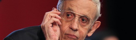 John Nash: dopo il Nobel, il premio Abel