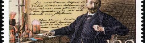 La prima esposizione del testamento di Alfred Nobel