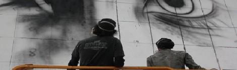 Quando la street art incontra i Nobel