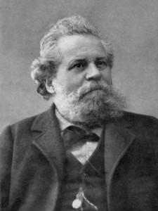 Giosuè Carducci viene eletto Senatore del Regno nel 1890. (Pubblico dominio tramite Wikipedia)