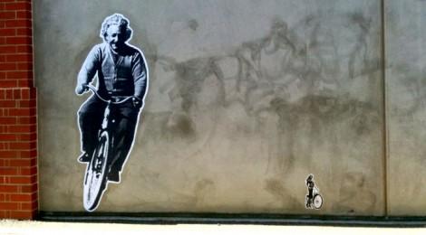 Candidata la bicicletta al Nobel per la Pace