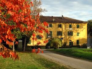 Villa Griffone a Sasso, residenza estiva della famiglia e luogo del primo esperimento del giovane Marconi. Ora sede della Fondazione e Museo Marconi