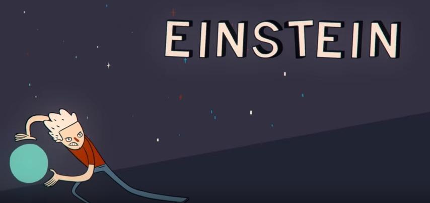 einstein-super-science-friends