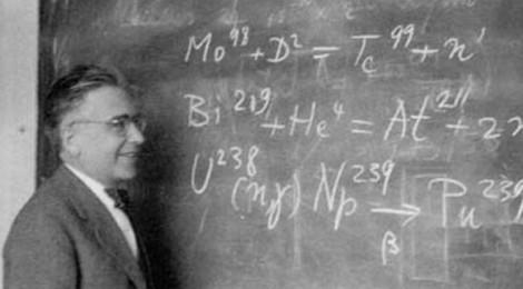 Emilio Gino Segrè (Nobel per la fisica 1959)