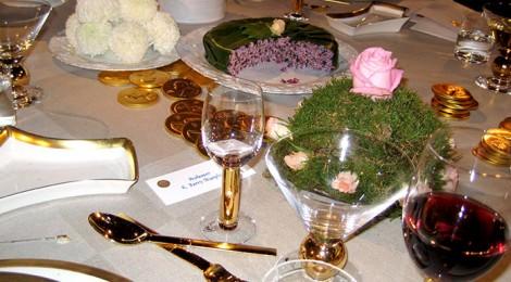 Aggiungi un Nobel a tavola: ecco i menu dei Nobel Banquet