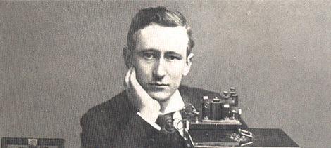 Guglielmo Marconi: così lontano nel tempo, così contemporaneo