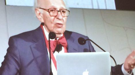 Eric Kandel al Festival della Scienza Medica di Bologna: dialogo tra arte e scienza