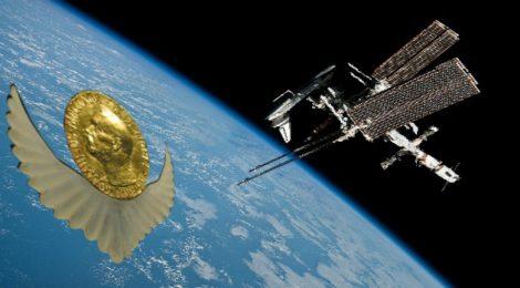 Nobel per la pace nello spazio