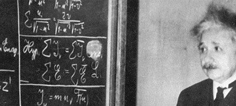 L'errore di Einstein compie 100 anni