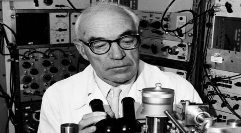 John Carew Eccles, moderno Ulisse e filosofo della neurofisiologia