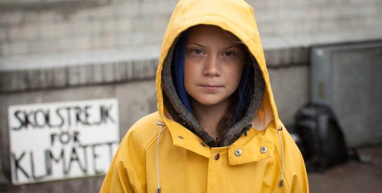 Sarà la giovane Greta il prossimo Nobel per la pace?
