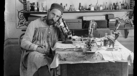 L'avventura di Santiago Ramon y Cajal, dai neuroni alla Luna