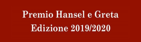 Premio Hansel e Greta