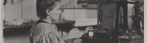 Marie Curie, una grande scienziata ed una grande donna