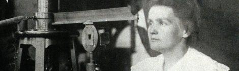 Marie Curie, un esempio per l'Umanità