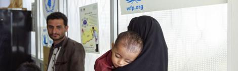 Il Nobel al Wfp, dove c'è fame non c'è pace