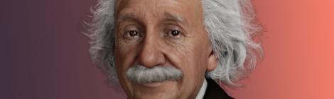 intelligenza artificiale per creare Einstein