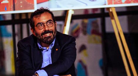 """Simone Pollo all'Ern: """"La scienza è il pilastro di una democrazia compiuta"""""""